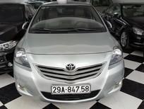 Bán Toyota Vios E 2013 màu bạc