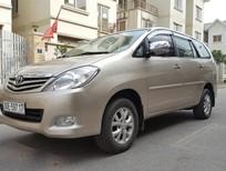 Cần bán gấp Toyota Innova đời 2010, chính chủ giá cạnh tranh