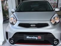Kia Vũng Tàu bán Morning Si AT 2017 mới 100%