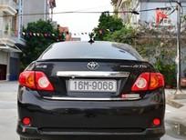 Bán Toyota Corolla Altis 2.0 đời 2009, màu đen chính chủ