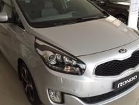 Kia Vũng Tàu bán xe Kia Rondo 2.0L GATH 2017, màu bạc, 852tr mới 100%