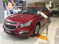 Cần bán Chevrolet Cruze LT, vay 90% 2017, LH Thảo 0934022388, xe đủ màu, giao ngay