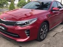Kia Vũng Tàu bán xe Kia Optima 2.4L GT line 2017, màu đỏ, mới 100%