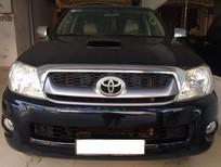 Cần bán Toyota Hilux 3.0, sản xuất 2011, máy dầu, 2 cầu