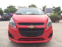 Bán Chevrolet Spark 1.2 MT 2016, màu đỏ giá tốt nhất