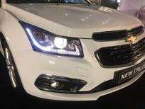 Bán Chevrolet Cruze 1.8 LTZ 2017, màu xám giá cạnh tranh