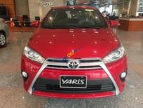 Cần bán Toyota Yaris 1.5G CVT đời 2017, nhập Thái