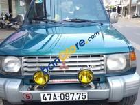 Xe Mitsubishi Pajero 3.5MT đời 2001 chính chủ, giá chỉ 200 triệu
