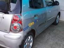 Bán xe Kia Morning LX 2010, màu bạc số sàn