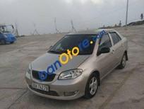 Bán xe giá rẻ Toyota Vios MT 2006 số sàn, giá 230tr