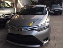 Bán Toyota Vios J đời 2016, màu bạc