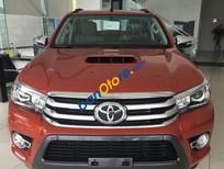 Bán xe Toyota Hilux 3.0 đời 2017, màu đỏ
