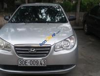 Bán ô tô Hyundai Elantra năm sản xuất 2008, màu bạc
