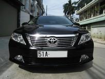Toyota Camry 2.5Q màu đen vip, sản xuất đăng ký 2013