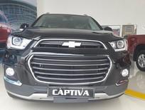 Bán ô tô Chevrolet Captiva đời 2016, màu đen