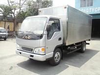 Đại lý bán xe tải Jac 2.4 tấn giá tốt nhất/ giá xe tải Jac 2.4t/ 2t4/ 2.4 tấn tại TP. HCM