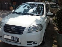 Cần bán xe Daewoo Gentra sx 2008, xe gia đình sử dụng, 242 triệu