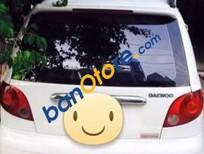 Bán Daewoo Matiz SE sản xuất năm 2005, màu trắng