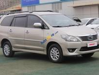 Bán ô tô Toyota Innova E 2.0MT đời 2013, màu vàng, 668tr