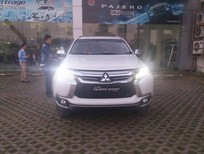 Xe Mitsubishi Pajero Sport giá rẻ, khuyến mại lớn
