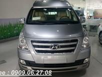 Cần bán xe Hyundai Starex Limousine 2016, màu bạc, nhập khẩu nguyên chiếc