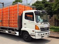 Xe tải Hino miền Nam, giá gốc từ nhà máy, nhiều ưu đãi, Hino FG8JPSL chở gia cầm 2017