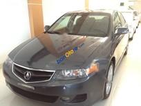 Bán Acura TSX 2.4AT đời 2008, màu xám, xe nhập