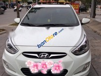 Cần bán Hyundai Accent 1.4AT đời 2013, màu trắng, nhập khẩu nguyên chiếc, 495tr