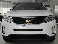 Ưu đãi giảm giá xe Kia Sorento GATH sản xuất 2017 màu trắng, giá tốt nhất