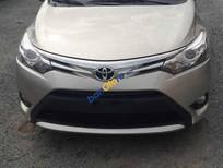 Cần bán xe Toyota Vios G đời 2017, giá cạnh tranh