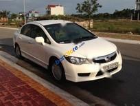 Cần bán Honda Civic 1.8MT sản xuất 2012, màu trắng, giá tốt