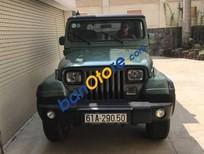 Bán Jeep Wrangler 1995, xe chính chủ