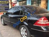 Cần bán xe Ford Mondeo AT sản xuất 2007, màu đen