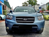 Cần bán Hyundai Santa Fe 2008, màu xanh lam, nhập khẩu nguyên chiếc, giá 555tr