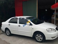 Bán xe Toyota Corolla MT 2003, màu trắng số sàn