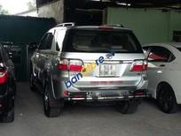 Bán ô tô Toyota Fortuner năm sản xuất 2010, màu bạc số tự động, giá tốt