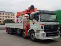Auman C3000A gác cẩu Kanglim 10 tấn