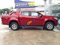 Bán ô tô Chevrolet Colorado đời 2015, màu đỏ chính chủ