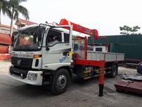 Auman gác cẩu Kanglim 5 tấn nâng người làm việc trên cao