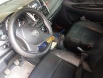 Bán Toyota Vios J 2015, màu đen số sàn