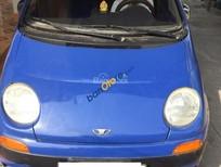 Bán ô tô Daewoo Matiz SE năm sản xuất 1999, màu xanh lam, nhập khẩu nguyên chiếc xe gia đình