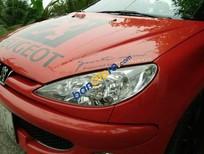 Bán Peugeot 206 đời 2010, màu đỏ, nhập khẩu chính hãng số tự động