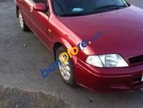 Cần bán Ford Laser 1.8 đời 2002, màu đỏ, giá 220tr