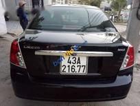 Cần bán Daewoo Lacetti CDX 1.8 đời 2007, màu đen