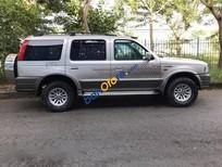 Cần bán lại xe Ford Everest đời 2006, màu bạc, 300 triệu