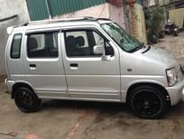 Cần bán gấp Suzuki Wagon R 2005, màu bạc