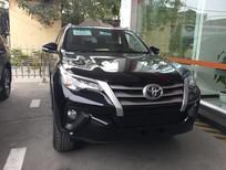 Cần bán xe Toyota Fortuner 2.4G 1 cầu máy dầu  2017, nhập khẩu chính hãng