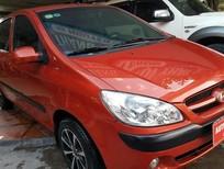 Cần bán xe Hyundai Getz năm 2008, màu đỏ, chính chủ