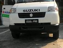 Bán ô tô Suzuki Carry Pro 2016, màu trắng, nhập khẩu nguyên chiếc, giá tốt