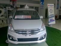 Cần bán xe Suzuki Ertiga đời 2017, màu trắng, nhập khẩu chính hãng, 609tr